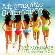 Afromantic Summer 2007参加者