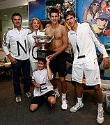 ノバク・ジョコビッチ Djokovic
