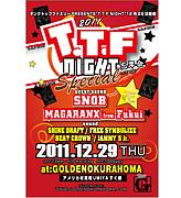 T.T.F NIGHT!!忘年会Special
