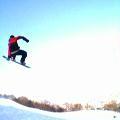 スノーボードを切っ掛けに 札幌