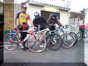 自転車ツーリング W・D