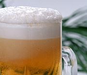 ビールは冷えたグラスで!!