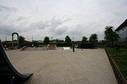 スケートパーク川西でインライン