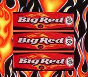 Big red シナモンガム