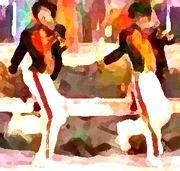 ♪ブギダンダン♪踊ろうよ〜♪