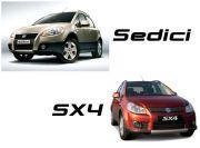 FIAT sedici / SUZUKI SX4
