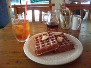 Waffle cafe ORANG