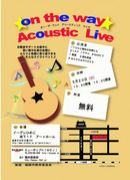 on the way Acoustic Live
