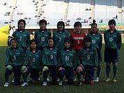 常盤木学園女子サッカー部
