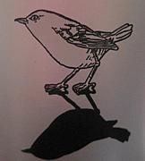 野鳥の会の人