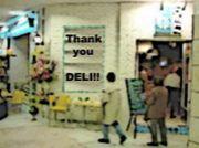 DELI上野のレジ前で冷ターイ!