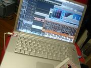 ノートPCで音楽制作