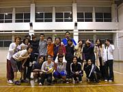 復旦 volleyball team
