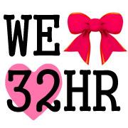 WE LOVE 32s!!
