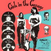 "GIRLS ""GARAGE PUNK"" BANDs"