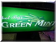 shot bar グリーンミント