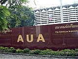 タイ語学校 AUA in BKK