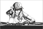 @DJ  Salyu