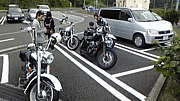 『HARLEY-Touring』in中部