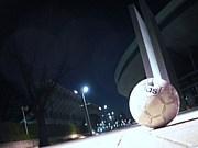 長居辺りでStreet Soccer