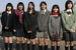 3年B組 School girl