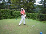 ゴルフ好き〜〜集合。