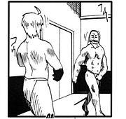 ガチムチこーりんレスリング