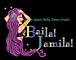 ベリーダンス  Baila! Jamila!