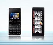 WILLCOM ストラップフォン WX03A