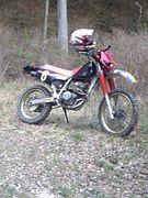 HONDA XLR200・250(BAJA)
