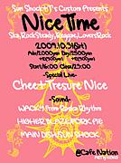 ★NICE TIME★しばらくお休み!