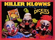 キラークラウン killer klowns