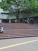 9号館前☆in大阪芸大