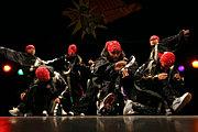 ダンスチーム SPECTACLE