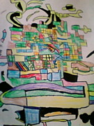 アート展示室+ダウン症