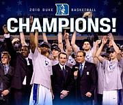 DUKE BLUE DEVILS basketball.