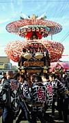小笠の祭り