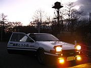 AE86 D-style