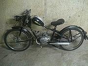 原付≦ モペット ≧自転車