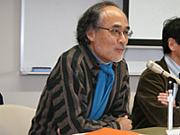 小林康夫(東京大学大学院教授)