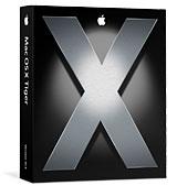 """Mac OS X v10.4 """"Tiger"""""""