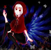 童話の世界に入りたい。