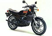 80'sオートバイ
