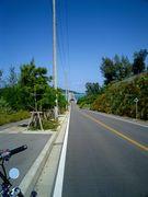 沖縄アメリカンバイク乗り