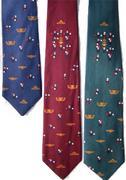 ネクタイがうまく結べない。
