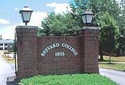 BREVARD College NC