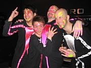 WE♥ブルーマン東京バンド