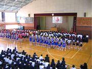 西大村中学 ソフトテニス部