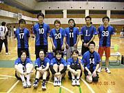 Volleyball team Luca
