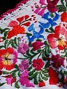 メキシコ刺繍服メキシカンワンピ